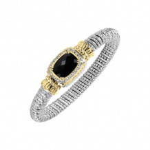 Alwand Vahan 14k Yellow Gold Black Onyx Bracelet - 22554DBO08