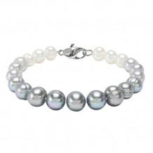 Honora Sterling Silver Pearl Bracelet - SB9304SWG75