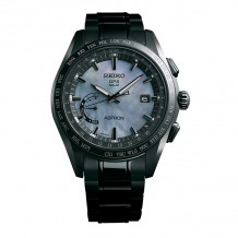 Grand Seiko Mens Astron GPS Solar World Time Titanium case - SSE091