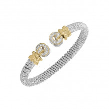 Alwand Vahan 14k Yellow Gold & Sterling Silver Diamond Bracelet - 21396D1