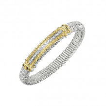 Alwand Vahan 14k Yellow Gold & Sterling Silver Lolite Bracelet - 22100