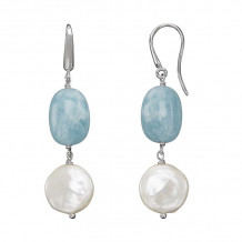 Honora Sterling Silver Solstice Earrings - SE1271SAQ