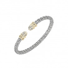 Alwand Vahan 14k Yellow Gold & Sterling Silver Diamond Bracelet - 21271D
